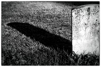 Grave with Shadow