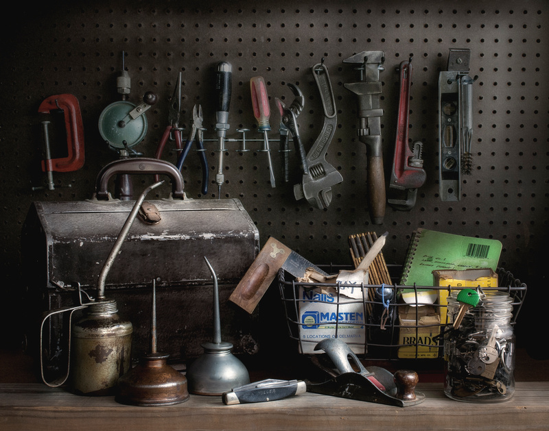 Garage Shelf